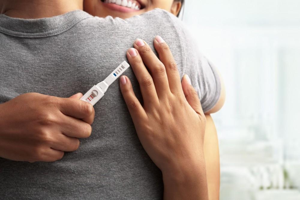 Σύλληψη και εγκυμοσύνη μετά το γάμο